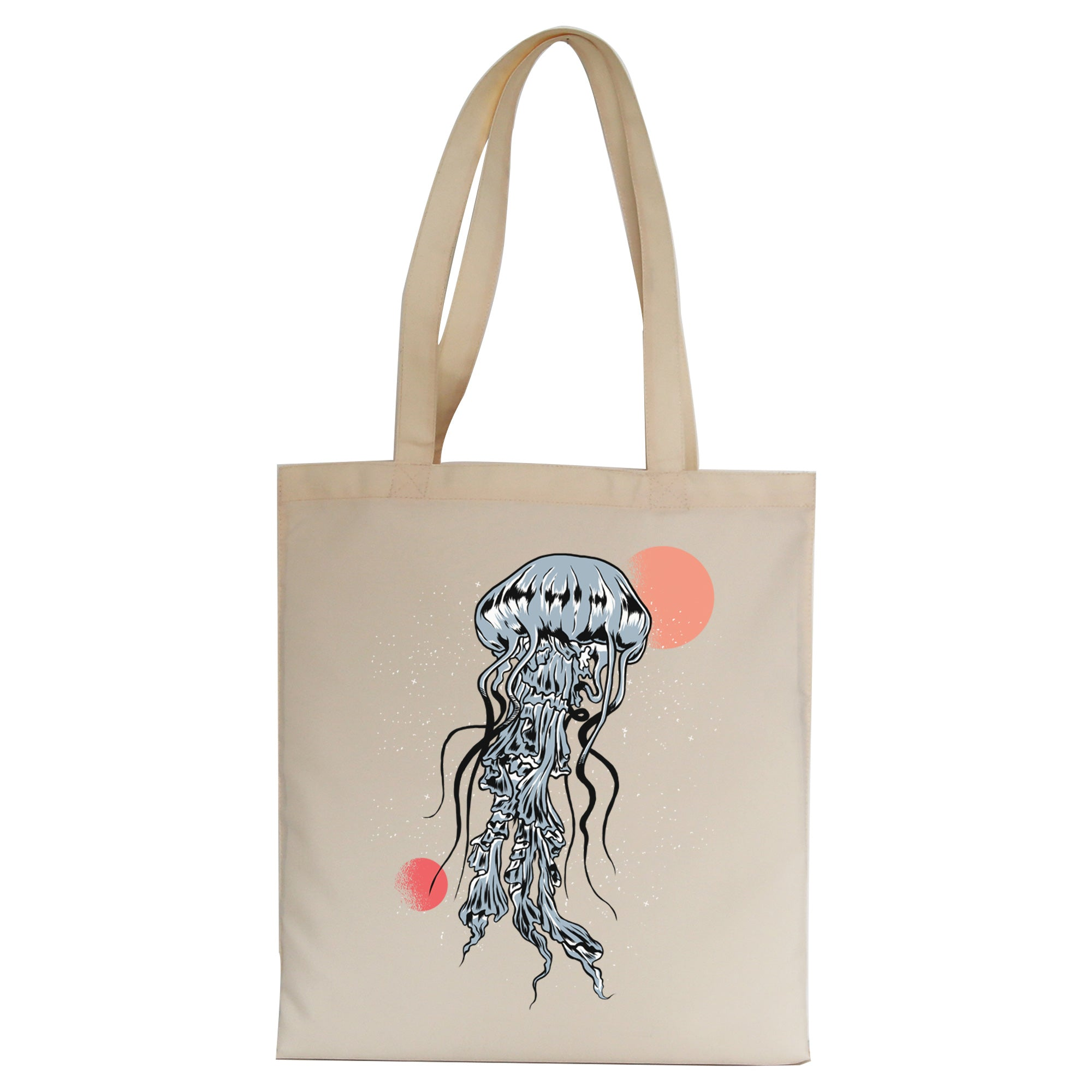 Space Jellyfish tote bag