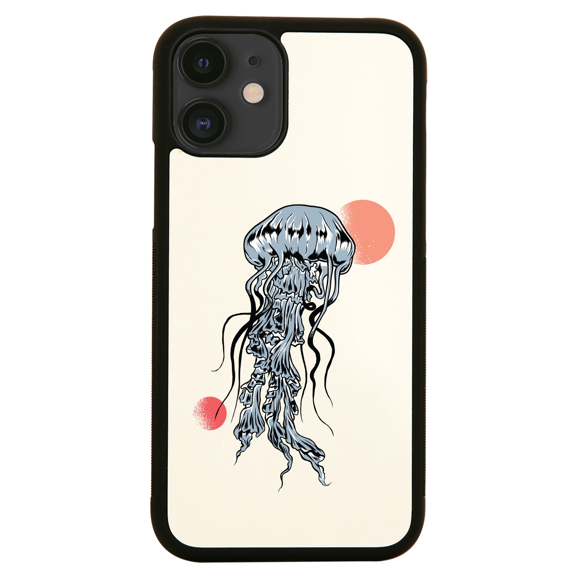 Space Jellyfish iPhone case