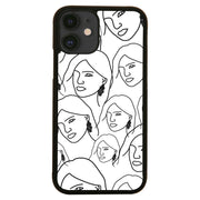 Girl iPhone case - Make It Print - Monica Muhterem