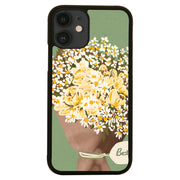 Spring flowers bouquet iPhone case