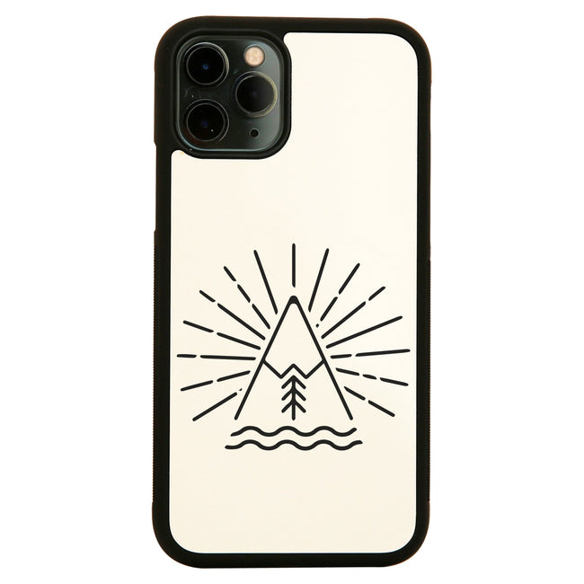 Nevado Icon iPhone case - Make It Print