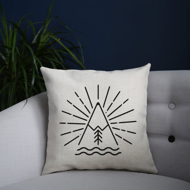 Nevado Icon cushion - Make It Print