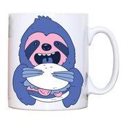 Sloth Burger mug - Make It Print