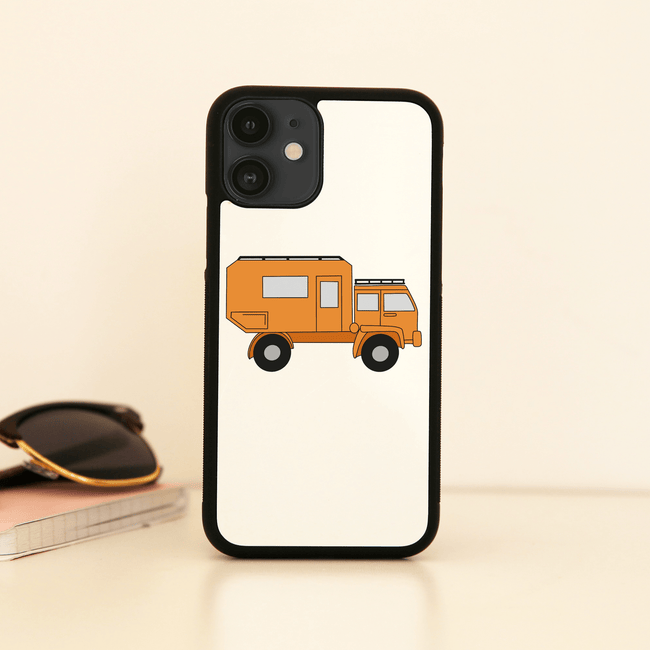 Penelope the Truck iPhone case - Make It Print