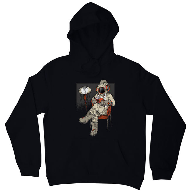 Reading diver hoodie - Make It Print