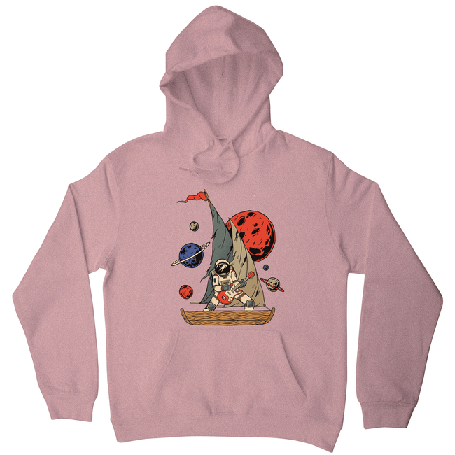 Pirate astronaut hoodie - Make It Print