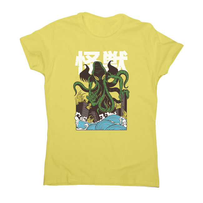 Cthulhu women's t-shirt - Make It Print