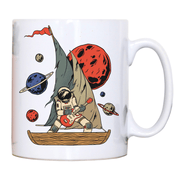 Pirate astronaut mug - Make It Print