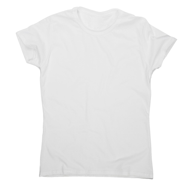 Custom design women's t-shirt - Make It Print - White Label