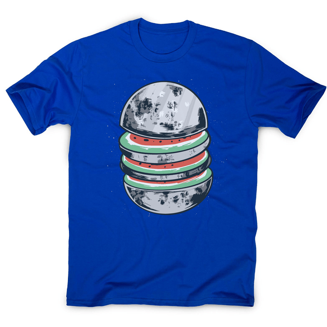 Watermelon moon men's t-shirt - Make It Print