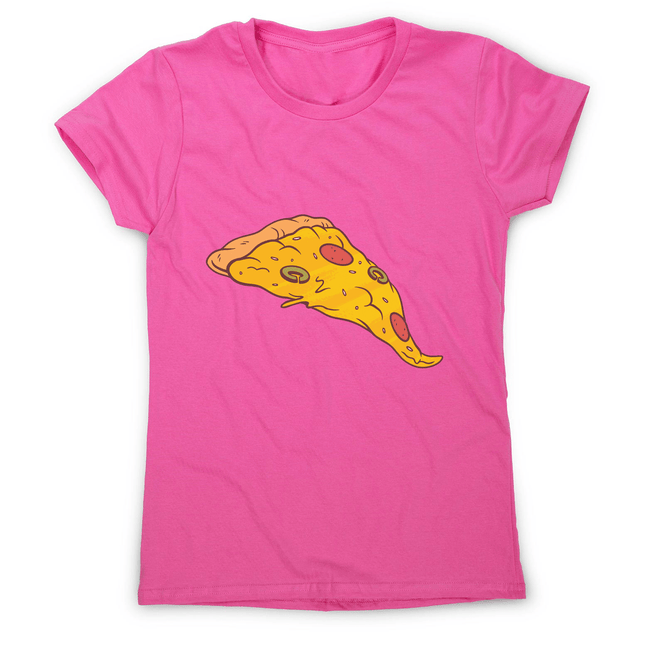 Pizza slice women's t-shirt - Make It Print