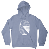 Minimal abstract hoodie - Make It Print