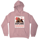 Explore hoodie - Make It Print
