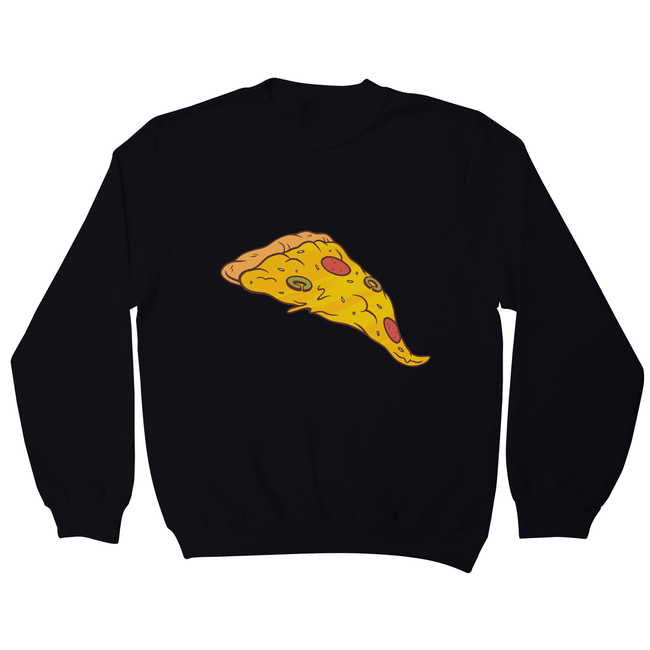 Pizza slice sweatshirt - Make It Print