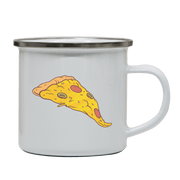 Pizza slice camping mug - Make It Print