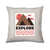 Explore cushion - Make It Print