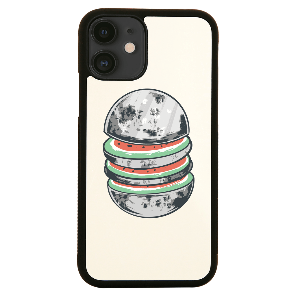 Watermelon moon iPhone case - Make It Print
