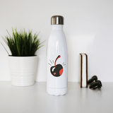 Galaxy cherry stainless steel water bottle - Make It Print