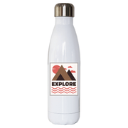 Explore stainless steel water bottle - Make It Print