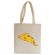 Pizza slice tote bag - Make It Print