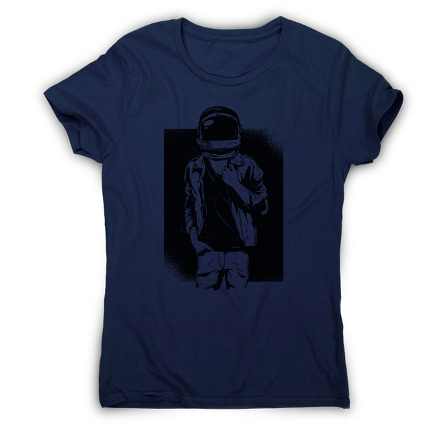 Rock astronaut women's t-shirt - Make It Print