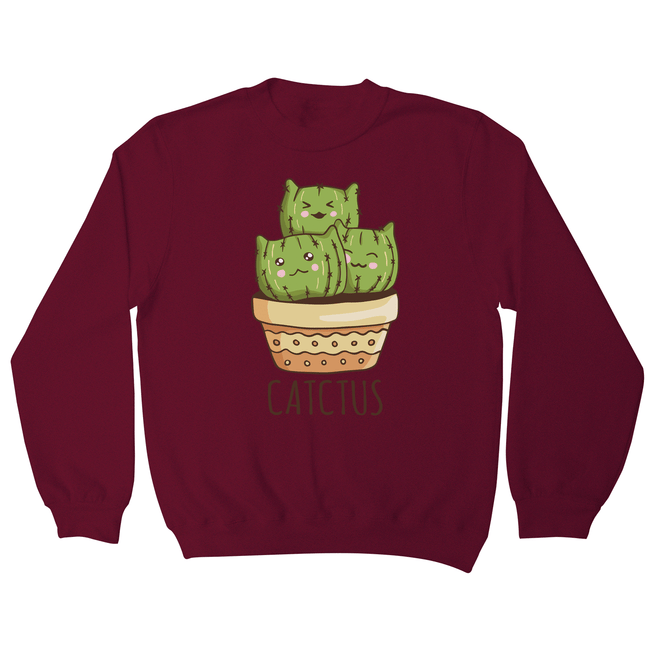 Catctus sweatshirt - Make It Print