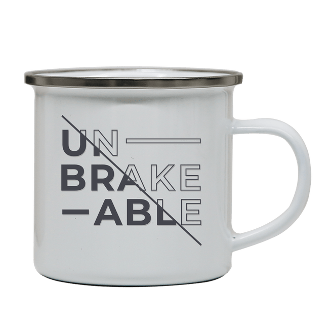 Unbreakable camping mug - Make It Print