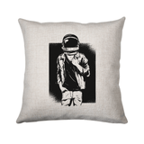 Rock astronaut cushion - Make It Print