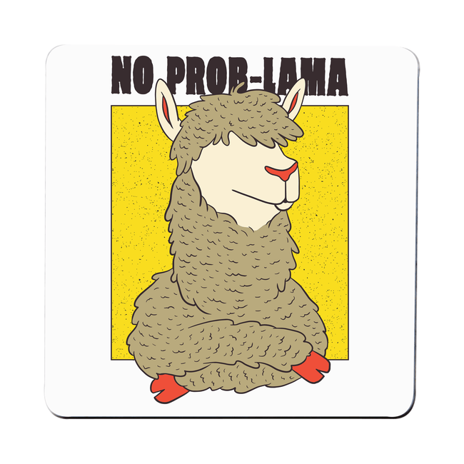 No Problama coaster - Make It Print