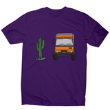 Penelope Cactus men's t-shirt - Make It Print - Penelope the Truck