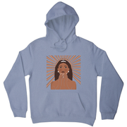 Girl is Goddess hoodie - Make It Print - Monica Muhterem