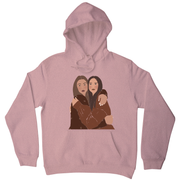 Girlfriends one hoodie - Make It Print - Monica Muhterem
