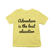Adventure is the best kids t-shirts - Make It Print - Penelope the Truck