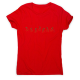 Cherries women's t-shirt