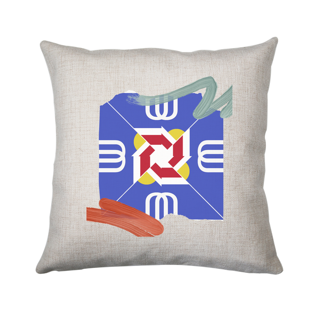 Pattern Four cushion - Make It Print - Eugenia