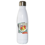 Fruits sur la table stainless steel water bottle - Make It Print - Eugenia