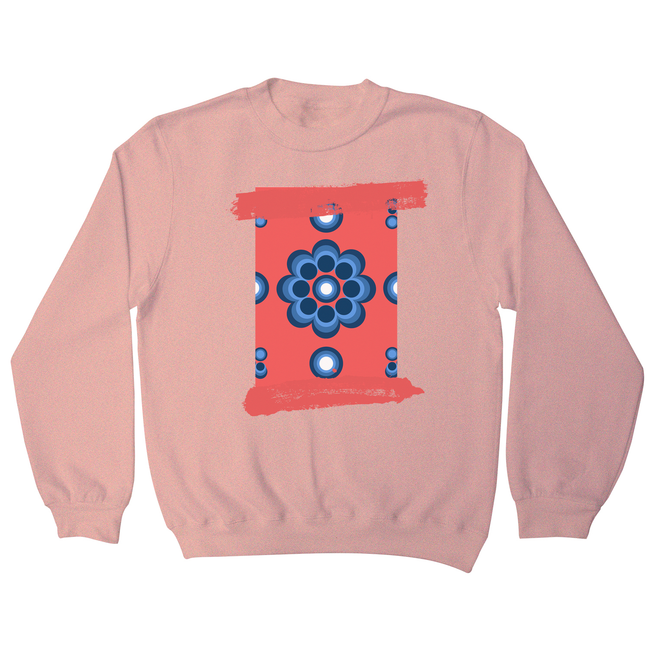 Pattern Three sweatshirt - Make It Print - Eugenia