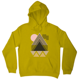 Abstract Geometric hoodie - Make It Print - Maria Lourdes Calica