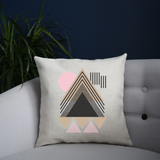 Abstract Geometric cushion - Make It Print - Maria Lourdes Calica