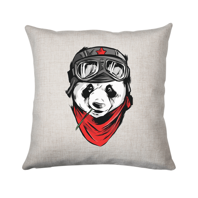 Cool panda cushion - Make It Print