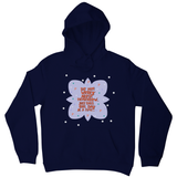 Do not worry about tomorrow hoodie Navy