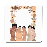 Friends coaster Set of 4