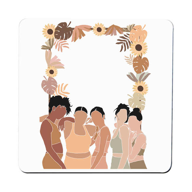 Friends coaster Set of 6
