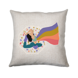 Rainbows cushion 40x40cm Cover Only