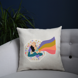 Rainbows cushion 40x40cm Cover +Inner