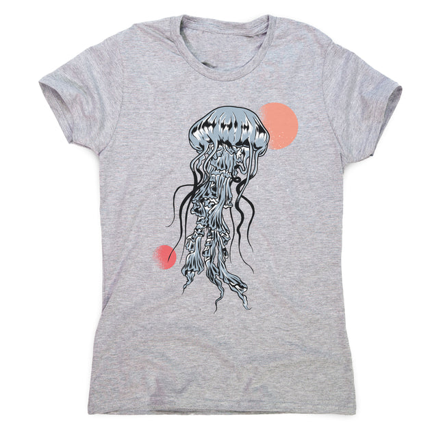 Space Jellyfish women's t-shirt