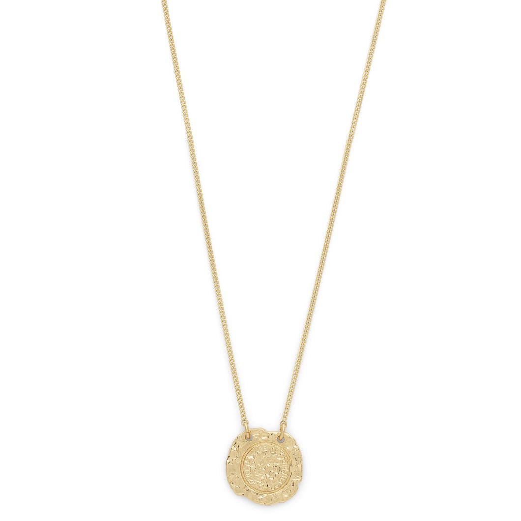 Marley Coin Necklace