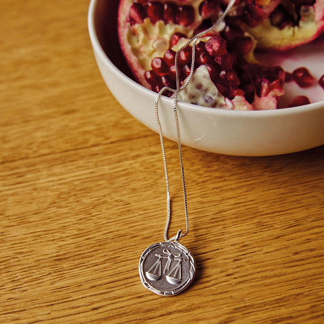 LIBRA - Zodiac Necklace