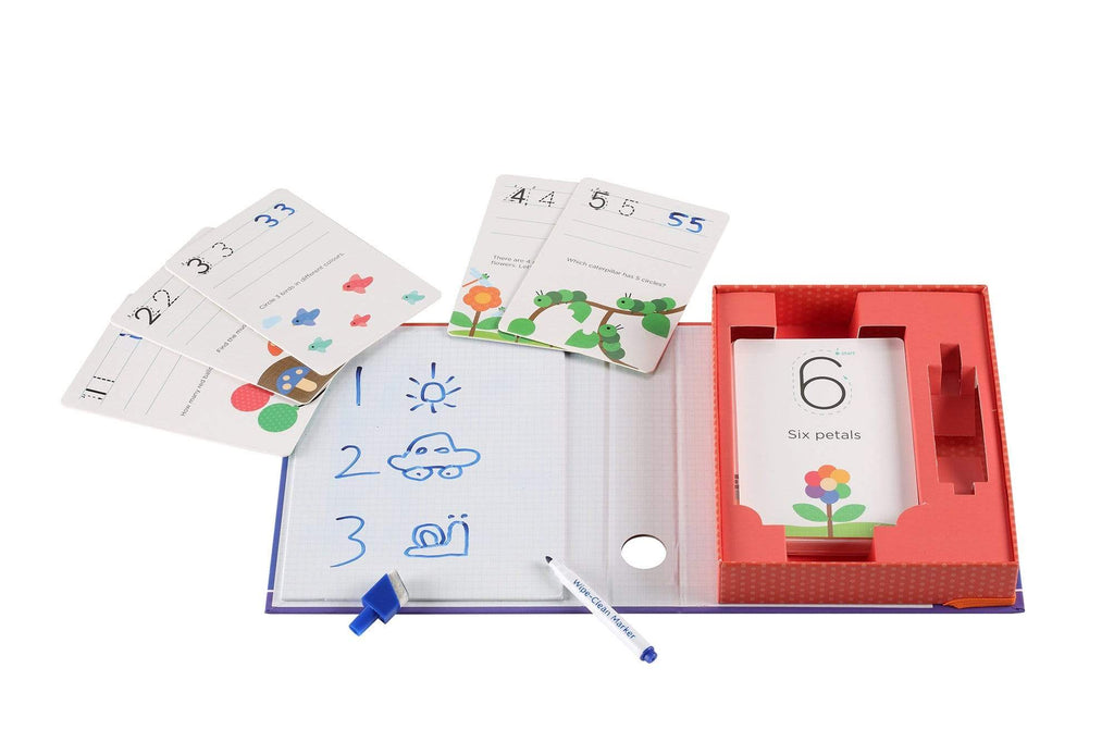 Interactive learning cards