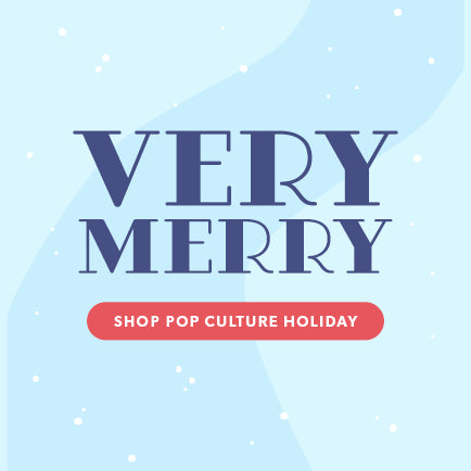 All ears for holiday cheer! Shop our very merry Pop Culture Holiday collection.